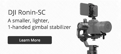 DJI Ronin-SC - Learn More
