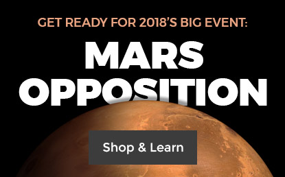 Get ready for 2018s big event: Mars Opposition