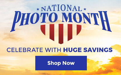 National Photo Month Specials