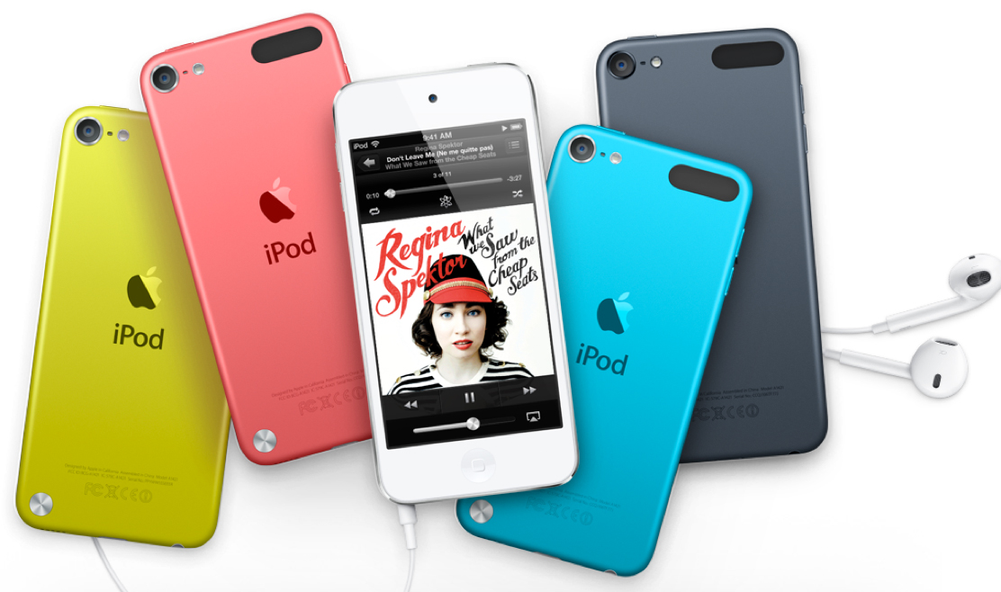 New Apple iPods, EarPods, iPhone 5 and iOS 6 | B&H Explora