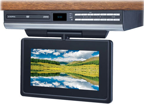 Save Space With A Tv Dvd Combo B Amp H Explora