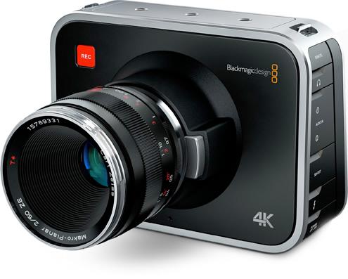 Blackmagic Design Announces New Cameras Atem 4k And More B H Explora