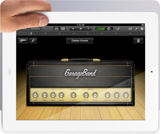 Hands-On Review: GarageBand on the new iPad | B&H Explora