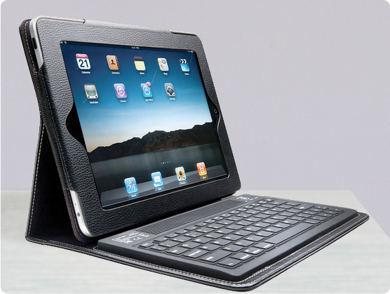 15 Apps and Accessories to Turn your iPad into a Laptop - iPadable