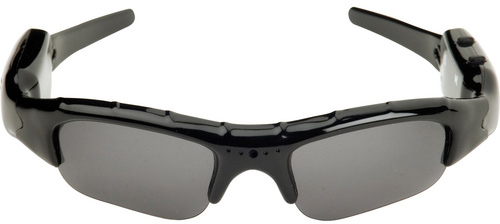 8594efd4b0 The LOREXvue Video Sunglasses occupy the middle ground. They look more  radical than regular sunglasses
