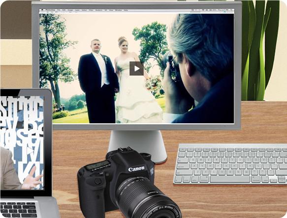 فیلم آموزشی چگونه از عروس بهترین عکس های پرتره را بگیریم