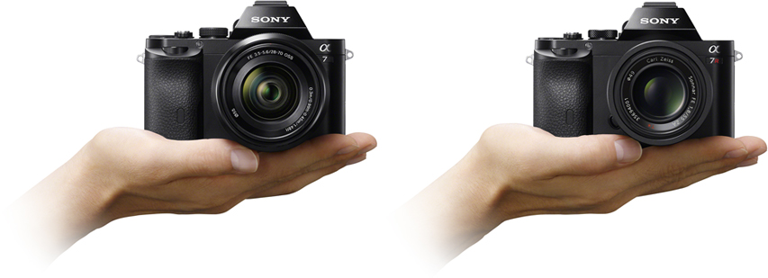First Look: Sony Introduces the a7 Full-Frame Mirrorless System ...