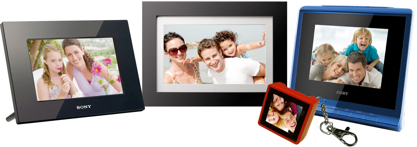 Showcase Your Memories On A Digital Photo Frame Bh Explora