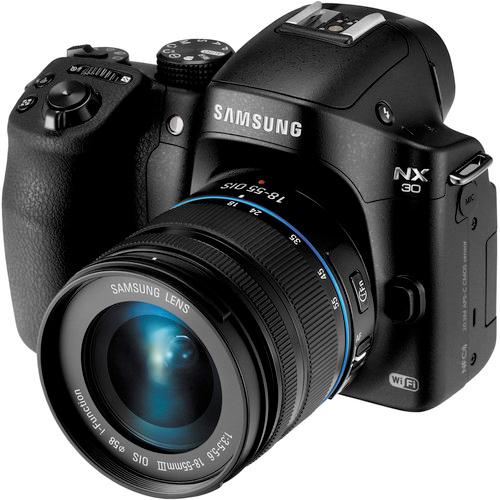 Unveiled: Samsung NX and Galaxy Digital Cameras | B&H Explora