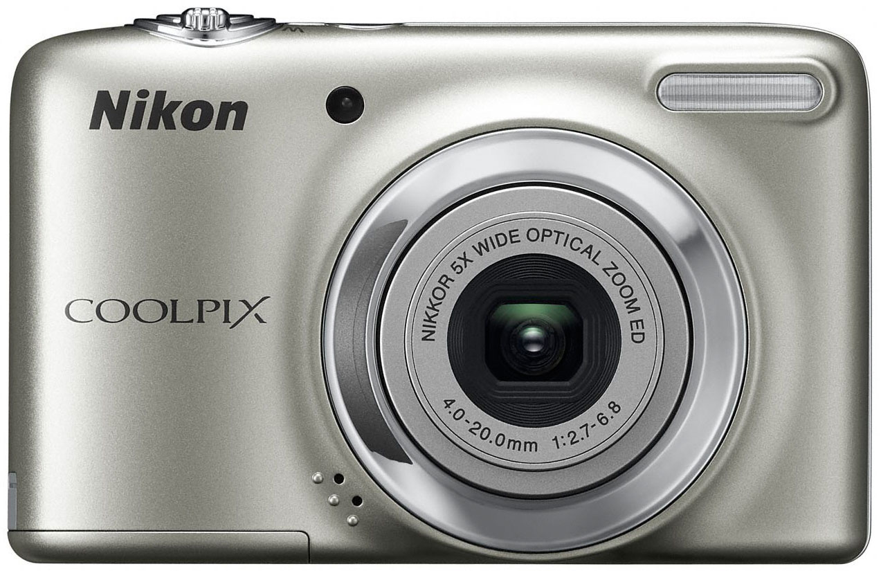new nikon coolpix l25 makes shooting photos and hd video easier than rh bhphotovideo com Nikon Coolpix L20 Nikon Coolpix S3000