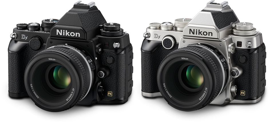 Unveiled: The New Full-Frame Nikon Df DSLR | B&H Explora