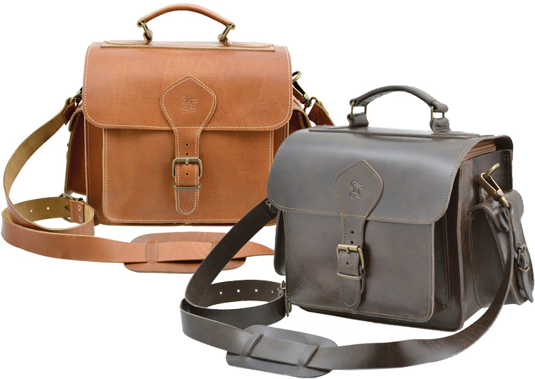 Grafea Camera Bags: Leather with Vintage Flair | B&H Explora