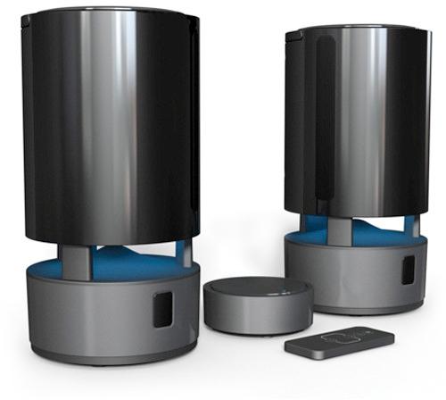 Wireless Indoor Outdoor Stereo Speakers