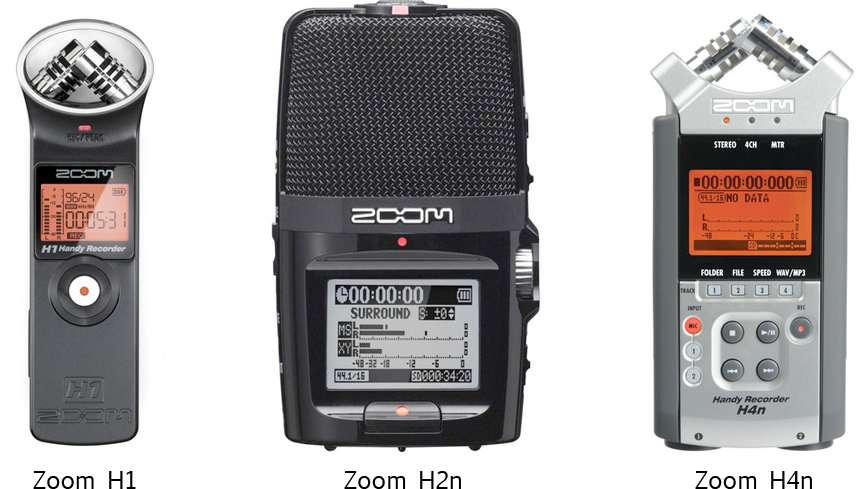 Holiday 2012 Portable Digital Recorder Roundup Explora