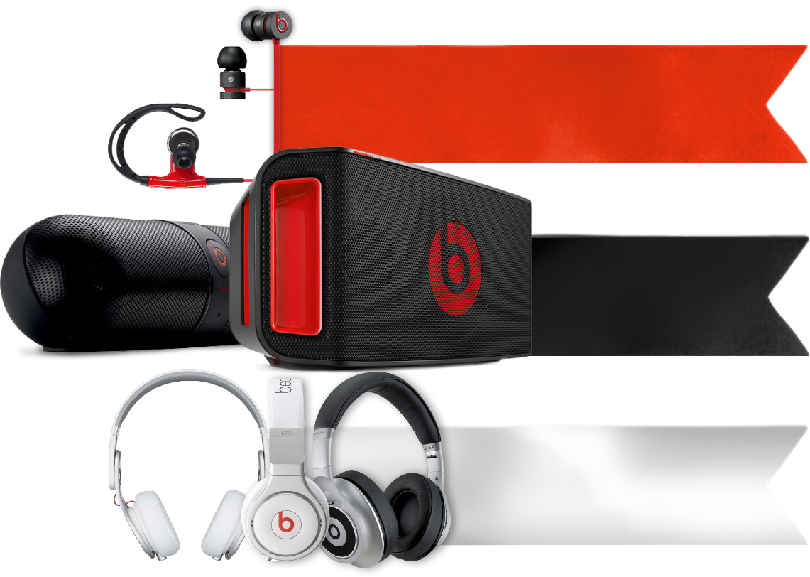 Holiday 2012 Beats By Dr Dre Headphones And Portable Speakers