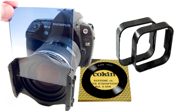 "Cokin Compatible. Kood 62mm Pro /""P/"" Size Square Filter Holder /& Adapter Ring"