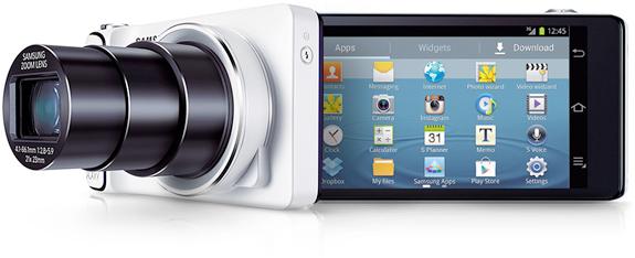Samsung Galaxy Point-and-Shoot Digital Cameras | B&H Explora