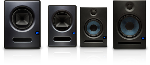 New Studio Monitors from PreSonus | B&H Explora