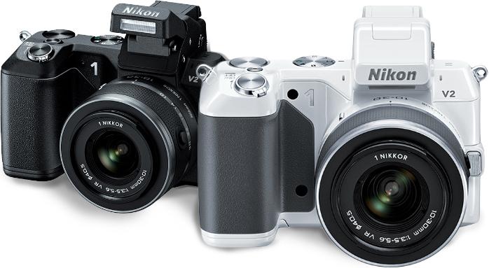 the new nikon 1 v2 mirrorless digital camera b h explora