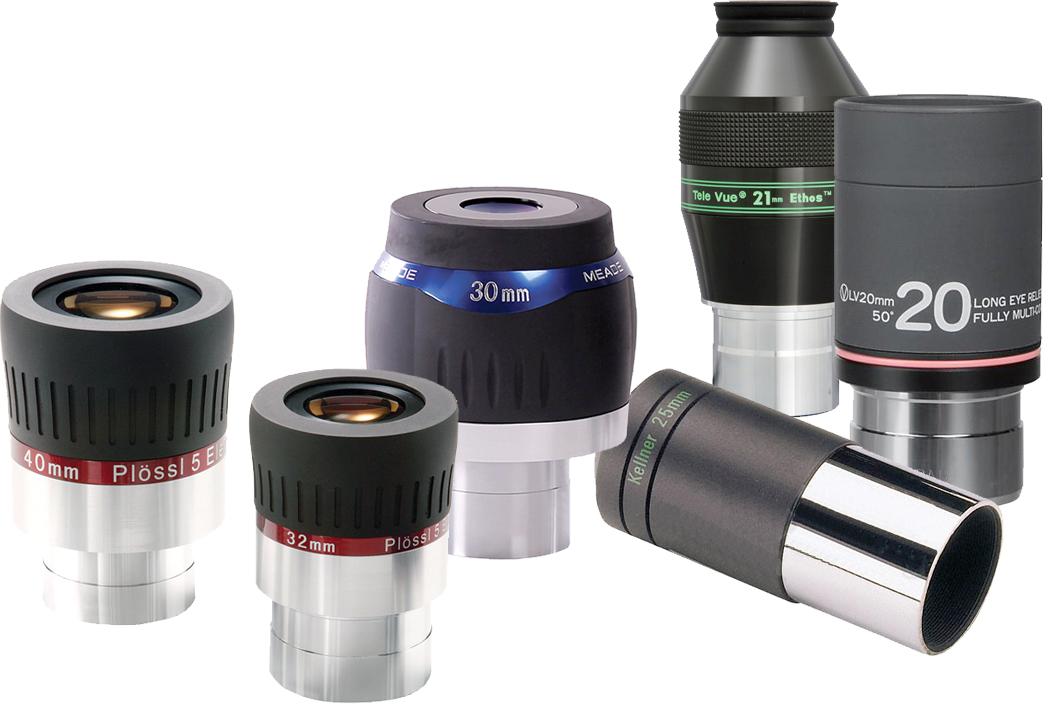 How to choose telescope eyepieces b&h explora