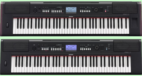 yamaha 39 s lightweight piaggero digital pianos explora. Black Bedroom Furniture Sets. Home Design Ideas
