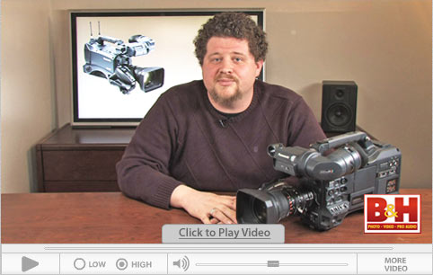 Watch this video on the Panasonic AG-HVX200