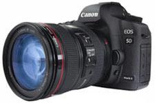 Canon's EOS 5D Mark II