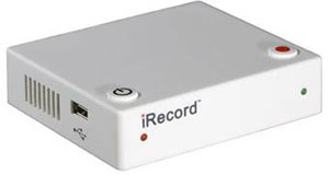 Streaming Networks iRecord