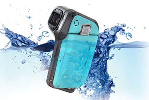 Sanyo Xacti E1 Waterproof