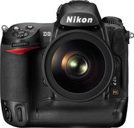 Nikon's D3
