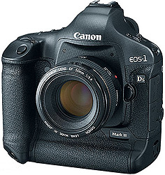Canon's EOS 1Ds Mark III