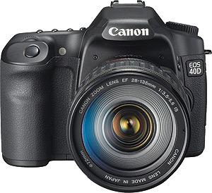 Canon  EOS 40D SLR Digital Camera