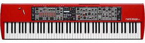 Nord Stage EX - 88-Key Piano, Organ, and Synthesizer