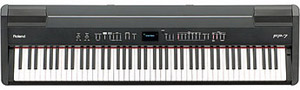 Roland FP-7 - 88-Key Digital Piano with Built-In Speakers