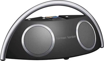Harman Kardon GO + PLAY High-Performance Portable Loudspeaker Doc