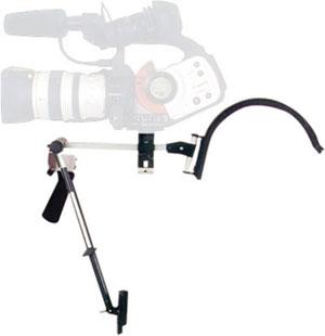The Varizoom VZ-LSP camera support