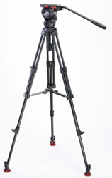 Sachtler's FSB-6 tripod support system