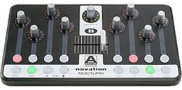 A Novation Nocturn