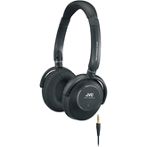 JVC HA-NC250 Stereo Noise-Canceling Headphones