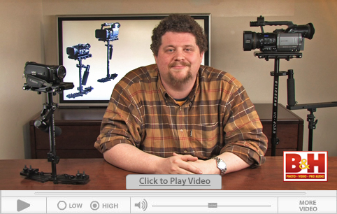 View this video on the Glidecam HD-4000