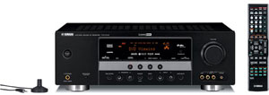 Yamaha HTR-6140BL 5.1-Channel Digital Home Theater Receiver