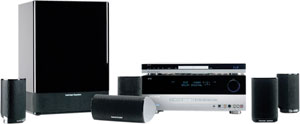 Harman Kardon CP 40 Home Theater System