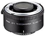 Nikon  TC-17E  1.7x