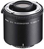 Nikon TC-20E 2x Teleconverters