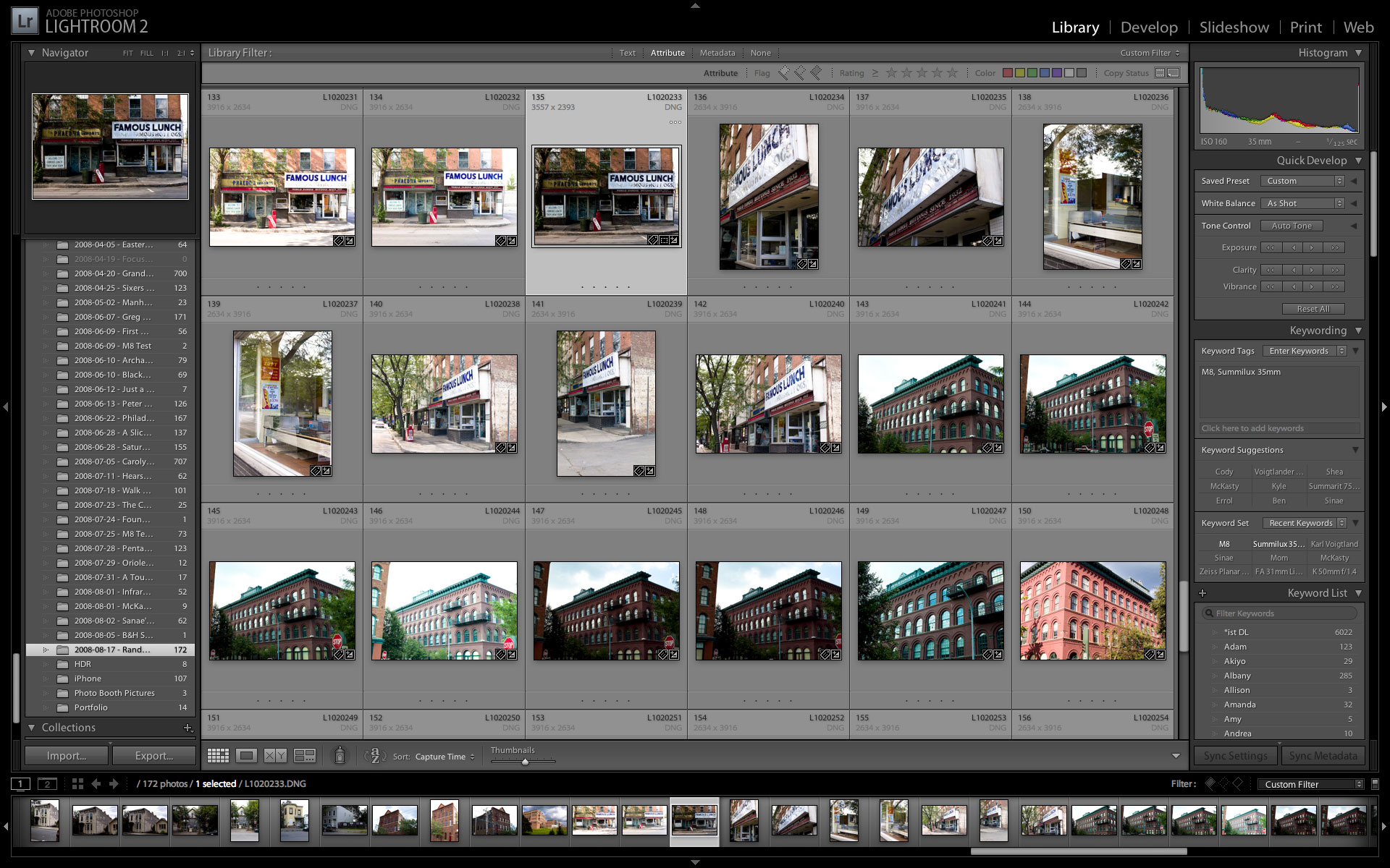 A close look at photoshop lightroom 2 bh photo video pro audio the library ccuart Images