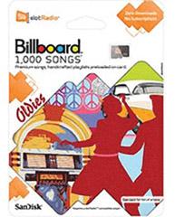 SanDisk Oldies slotRadio Card