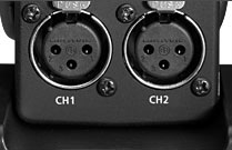 If your camera has two XLR inputs, you're ready to pick out which kind of wireless systems to use for your camera.