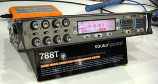 Sound Devices 788T Portable Recorder