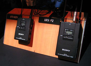 Sony UWP series