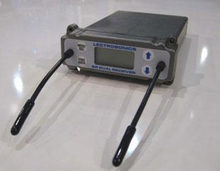 Lectrosonics VRM WB Venue Wideband receiver